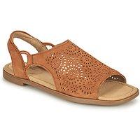Clarks  REYNA SWIRL  women's Sandals in Beige