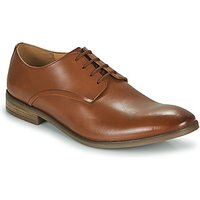 Clarks  STANFORD WALK  men's Casual Shoes in Brown