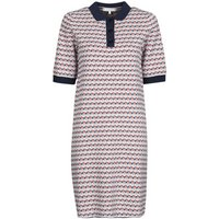 Tommy Hilfiger  TH CUBE SHIFT SHORT DRESS SS  womens Dress in Multicolour
