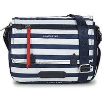 LANCASTER  BASIC SPORT 25  womens Shoulder Bag in Blue