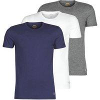 Polo Ralph Lauren  SS CREW NECK X3  men's T shirt in Multicolour