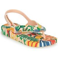 Melissa  MINI MELISSA   IPANEMA  boys's Children's Flip flops / Sandals in Multicolour