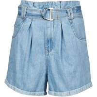 Betty London  ODILON  women's Shorts in Blue