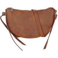 Desigual  BOLS_TACHAS KIAMA MINI  womens Shoulder Bag in Brown