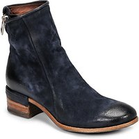 Airstep / A.S.98  GIVE ZIP  women's Low Ankle Boots in Blue