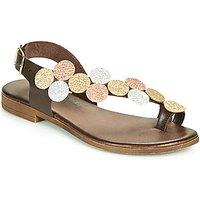 IgI CO  CROPPA  women's Sandals in Brown