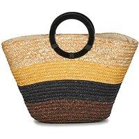 Moony Mood  OCOLORS  women's Shopper bag in Multicolour