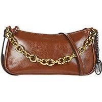 Moony Mood  OBALETTE  women's Shoulder Bag in Brown