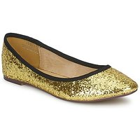 Friis   Company  PERLA  women's Shoes (Pumps / Ballerinas) in Gold