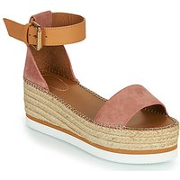 See by Chloe  GLYN SB32201  women's Espadrilles / Casual Shoes in Pink