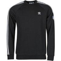 adidas  3D TF 3 STRP CR  men's Sweatshirt in Black