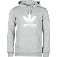 adidas  TREFOIL HOODIE  men's Sweatshirt in Grey