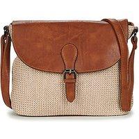 Casual Attitude  OMY  women's Shoulder Bag in Beige