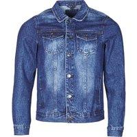 Yurban  OPSI  men's Denim jacket in Blue