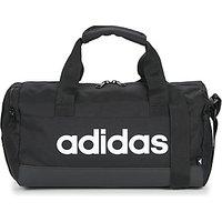 adidas  LIN DUFFLE XS  mens Sports bag in Black