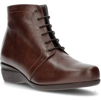 Dtorres  OTTAWA LACE BOOTS  womens Low Ankle Boots in multicolour