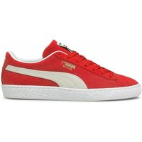 Puma  Baskets  classic XXI  women's Shoes (Trainers) in Red