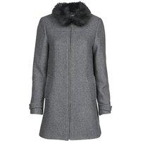 Naf Naf  AZAZOU M1  women's Coat in Grey