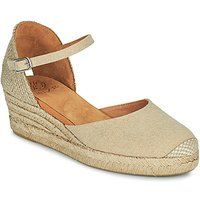 Unisa  CISCA  women's Sandals in Beige