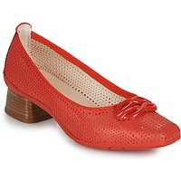 Hispanitas  FIONA  women's Court Shoes in Red