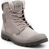 Palladium  Pampa Sport Cuff WPS 72992-070-M  womens Shoes (High-top Trainers) in Grey