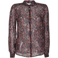 Ikks  BS12085-02  women's Shirt in Multicolour
