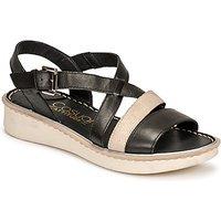 Casual-Attitude-ODETTE-womens-Sandals-in-Black