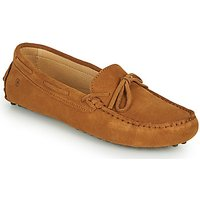 Casual Attitude  ODELLE  women's Loafers / Casual Shoes in Brown