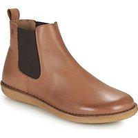 Casual Attitude  ODILETTE  women's Mid Boots in Brown