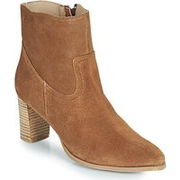 Casual Attitude  OCETTE  women's Low Ankle Boots in Brown