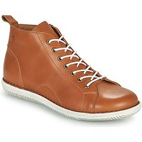 Casual Attitude  OUETTE  women's Mid Boots in Brown