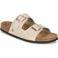 Casual Attitude  OXOA  women's Mules / Casual Shoes in Beige