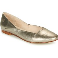 Casual Attitude  TOBALO  women's Shoes (Pumps / Ballerinas) in Gold