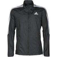 adidas  MARATHON JKT  men's Tracksuit jacket in Black