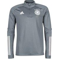 adidas  DFB TR TOP  men's Sweatshirt in Grey