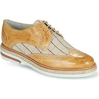 Melvin   Hamilton  AMELIE 3  women's Casual Shoes in Yellow