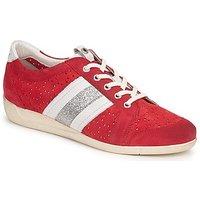 Janet Sport  MARGOT ODETTE  women's Shoes (Trainers) in Red