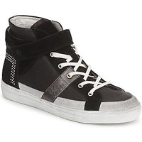 Janet Sport  ISABEL MARGETTE  women's Shoes (High-top Trainers) in Black