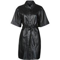 Oakwood  BREAK  women's Dress in Black