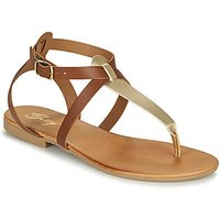 Betty London  ORIOUL  women's Sandals in Brown