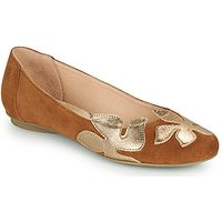 Betty London  ERUNE  women's Shoes (Pumps / Ballerinas) in Brown