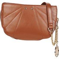 Moony Mood  OFANE  women's Shoulder Bag in Brown