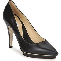 Moschino  CLASSIC HEART  womens Court Shoes in Black