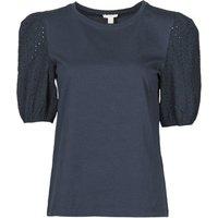 Esprit  T-SHIRTS  women's T shirt in Black