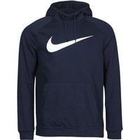 Nike  DF HDIE PO SWSH  men's Sweatshirt in Blue