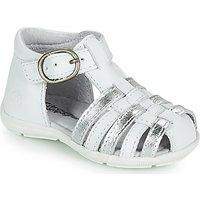 Citrouille et Compagnie  RINE  girls's Children's Sandals in White