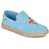 Citrouille et Compagnie  OSARA  girls's Children's Shoes (Pumps / Ballerinas) in Blue