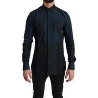 D G  -  mens Long sleeved Shirt in multicolour