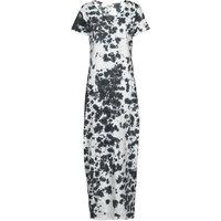 Yurban  OVIZ  women's Long Dress in Grey