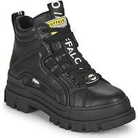 Buffalo  ASPHA NC MID  women's Mid Boots in Black
